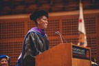 Golden Gate University School of Law Commencement Featured Contra Costa County District Attorney And Alumna Diana Becton (JD, 1985)
