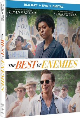 From Universal Pictures Home Entertainment: The Best of Enemies