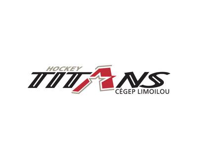 Logo Titans - hockey Cégep Limoilou (Groupe CNW/Cégep Limoilou)