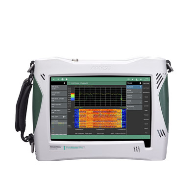 KT Corporation has selected the Anritsu Field Master Pro MS2090A RF handheld spectrum analyzer to test the world's first 5G nationwide network in the sub-6 GHz band.