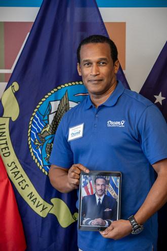 2018 Operation Vetrepreneur Winner and Navy Veteran Christo Robinson.