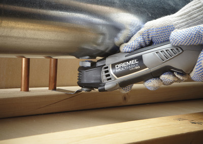 Designed with new features like the low vibration operation and  compact front end, the Dremel MM50 allows users to handle tedious and time-consuming home remodeling projects with ease.