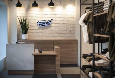 Tweed retail store (CNW Group/Tweed Inc.)