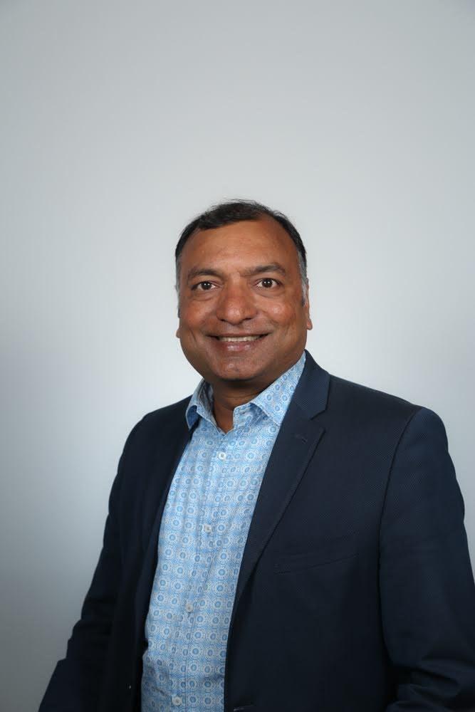 Ranajit Nevatia, Actifio's new Senior VP & GM, Actifio GO Global Sales & Cloud Business Development