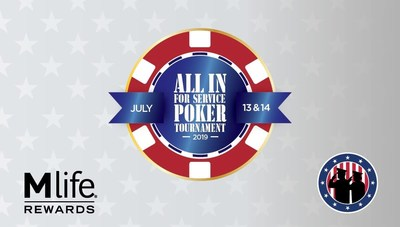 All In For Service Poker Tournament