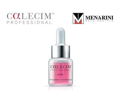 CALECIM(R) forms a major partnership with Menarini Asia-Pacific to expand the presence of its stem cell skin care products in the region