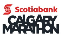 The 55th edition of the Scotiabank Calgary Marathon takes place this weekend with participants raising money for 78 local charities, as part of the Scotiabank Charity Challenge. (CNW Group/Scotiabank)