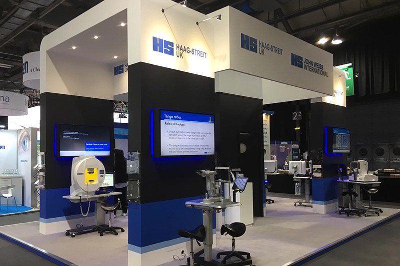 HS-UK RCOphth stand