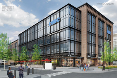 Construction Begins On New Woodward Medical/Law Office