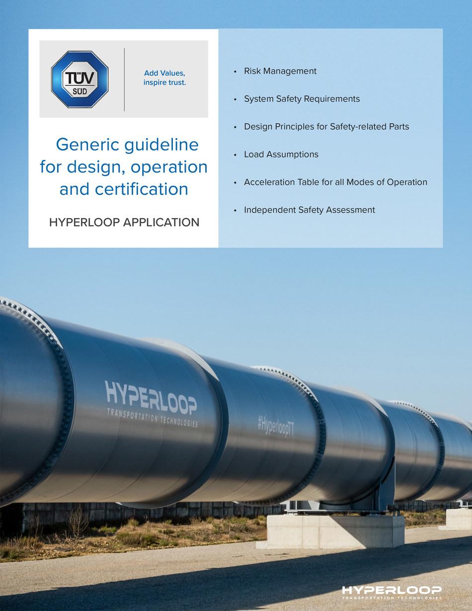 Hyperloop guideline cover