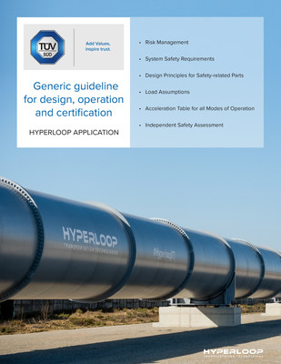 European Commission Moves Ahead in Assessing Hyperloop Regulatory Needs