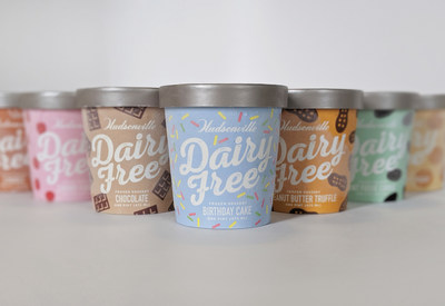 Hudsonville Ice Cream Unveils New Dairy-Free Lineup