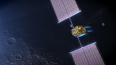 NASA Awards Artemis Contract for Lunar Gateway Power, Propulsion
