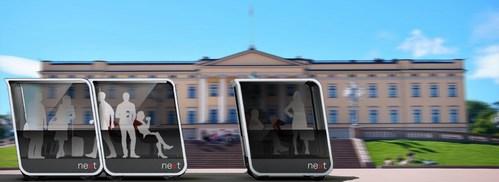 NEXT Pods, Oslo Royal Palace