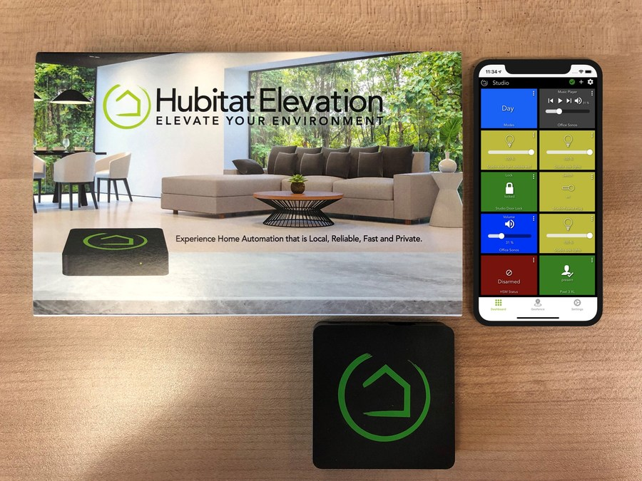 Hubitat Unveils Mobile App for Hubitat Elevation Home