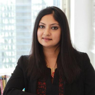 Chhavi Saxena, Senior Vice President of Finance at Agency EA