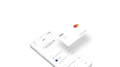 "Zero is banking built for today's consumer needs. Unlike any other product before it, Zero finally lets you ""bank like debit and earn like credit."""