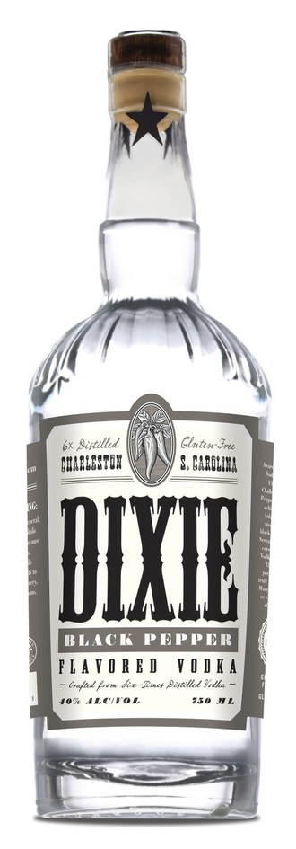 Of the 46 flavored vodkas in this year's competition, Dixie Black Pepper won one of only two Double Golds selected and was honored as 'Best Flavored Vodka.'