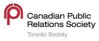CPRS Toronto Logo (CNW Group/Canadian Public Relations Society Toronto)