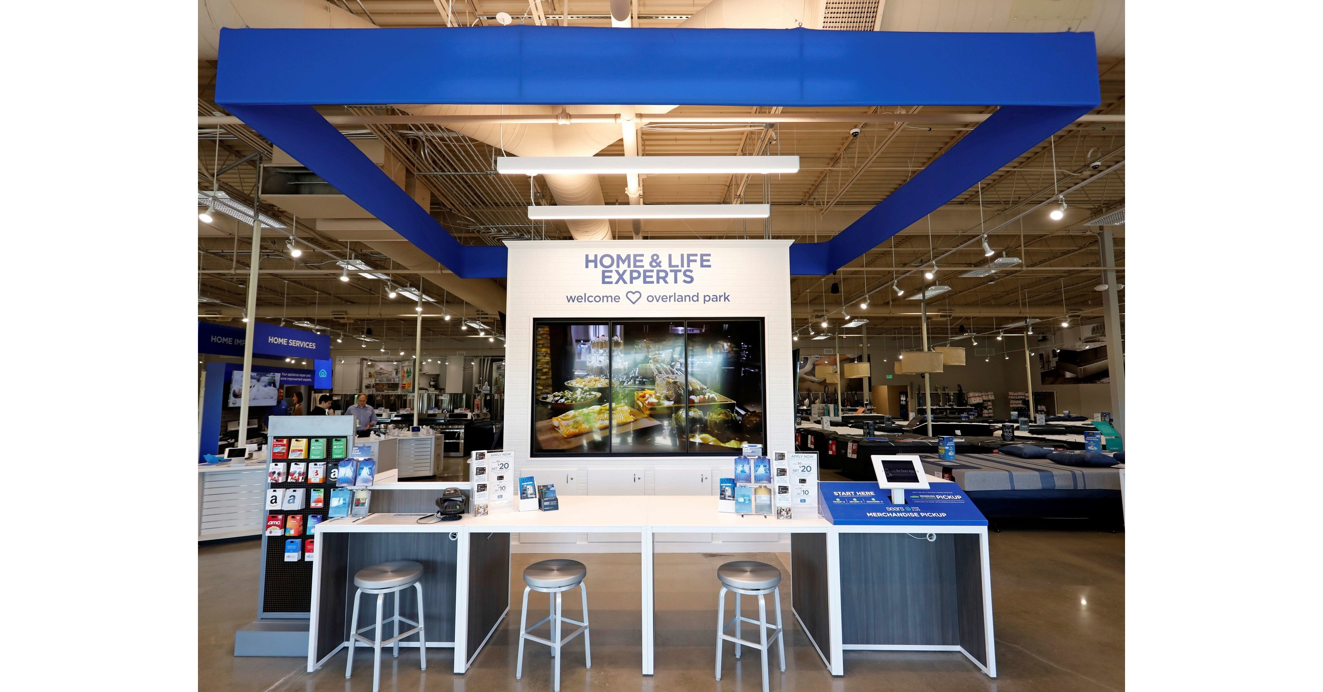 New Sears Home & Life Store Opens in Overland Park