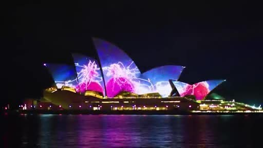 Vivid Sydney Highlights Video
