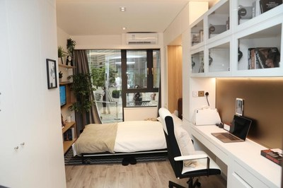 CIMC MBS starts construction of Hong Kong's first modular building for permanent use