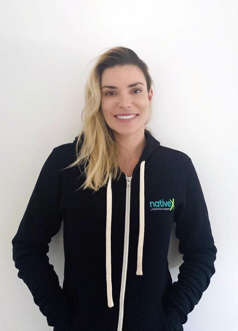 Carolina Zaccaro, Sales Director for LATAM, NativeX