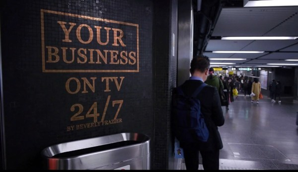 Affordable Advertising With Your Business TV Channel Starting In Just Days
