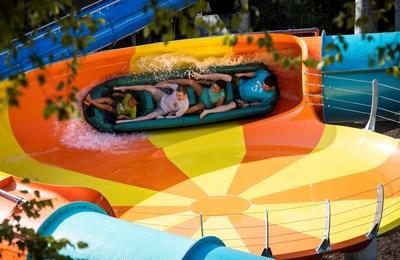 Cutback Water Coaster™ Makes Big Splash At Water Country USA®