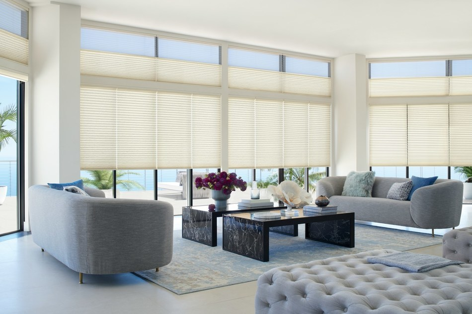Discover how you can Own the Light with Hunter Douglas blinds (CNW Group/Hunter Douglas)