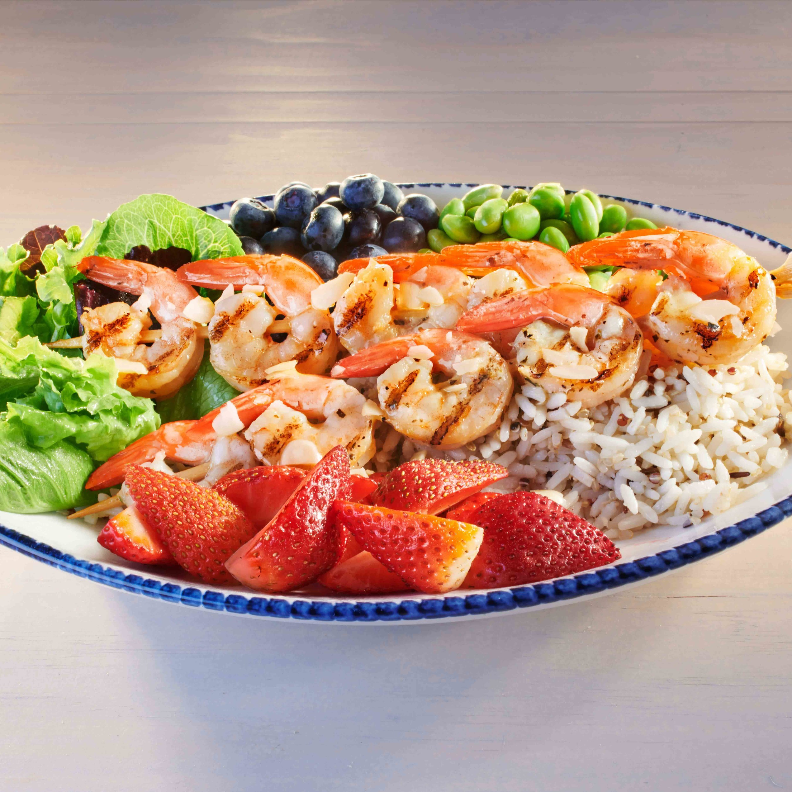 Red Lobster Introduces New Seafood Lover S Lunch Menu Featuring Endless Soup Salad And Biscuits And Power Bowls