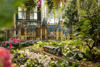 New model train exhibition transports guests into summer at Biltmore