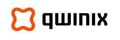 Qwinix Logo (PRNewsfoto/Qwinix Technologies)