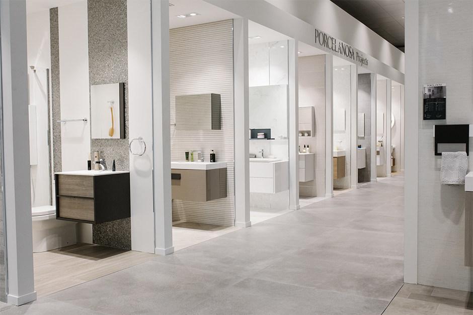 PORCELANOSA Showroom Opening