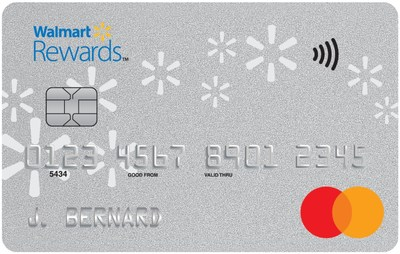 Walmart Rewards Mastercard (CNW Group/Walmart Canada)
