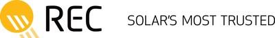 REC Solar logo (PRNewsfoto/REC Solar GmbH)