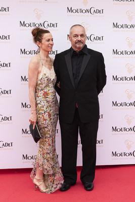Jean Pierre Jeunet et son épouse Lisa@MCWB 2019