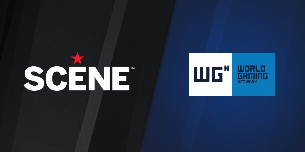 WorldGaming Network and SCENE Form First-of-its-Kind Esports and