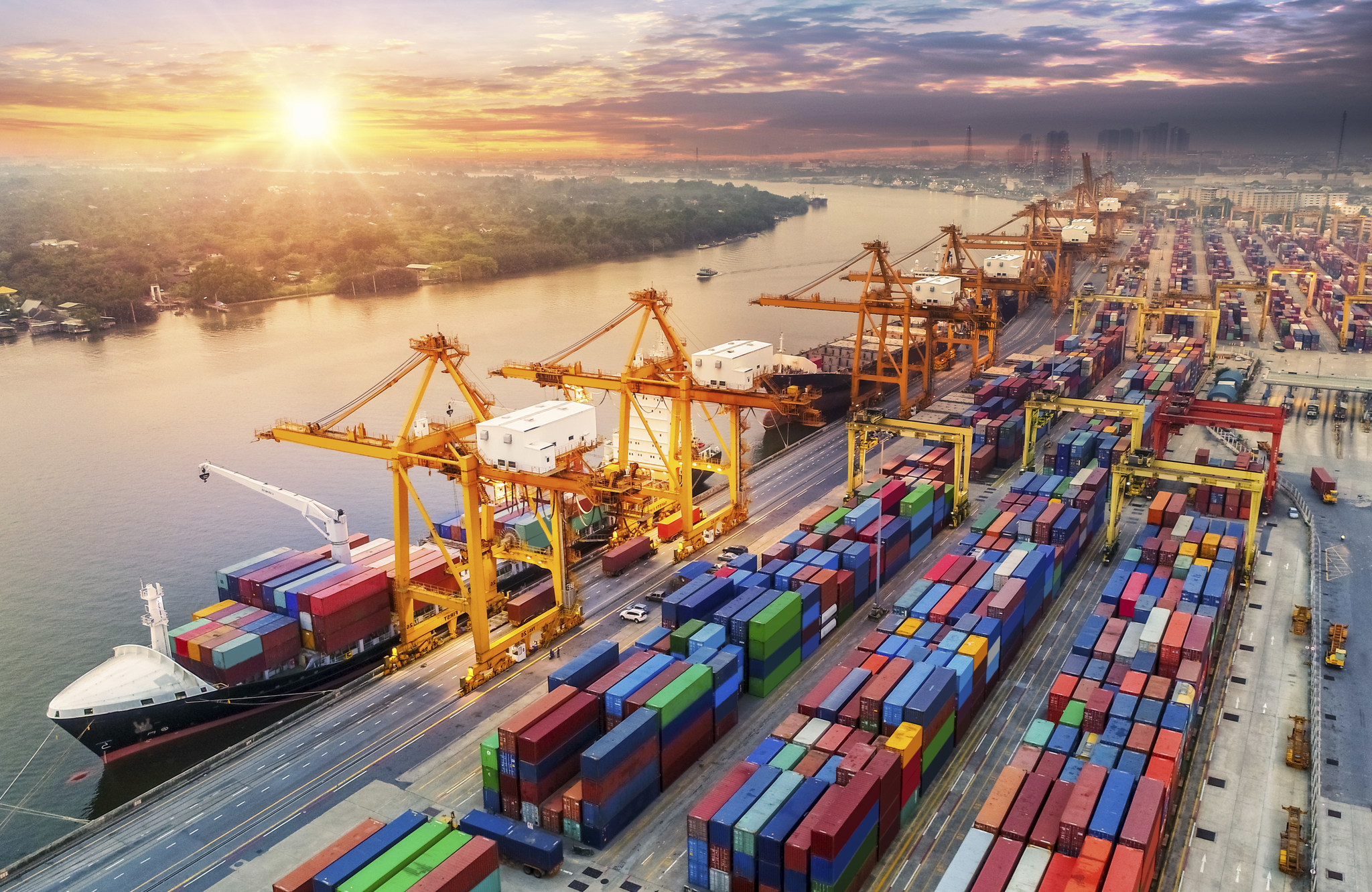 Major Ocean Carriers CMA CGM and MSC to Join TradeLens Blockchain