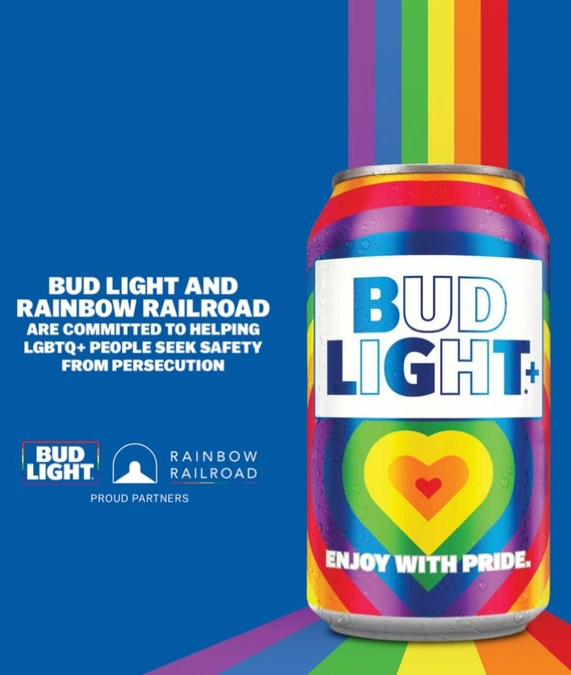 Bud Light Canada Celebrates Pride with Limited-Edition