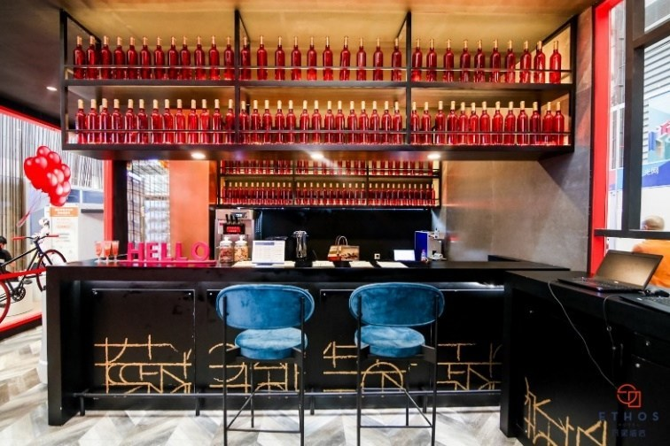 The Alchemist in ETHOS Hotel, a Themed Bar Designed for Chinese Millennials