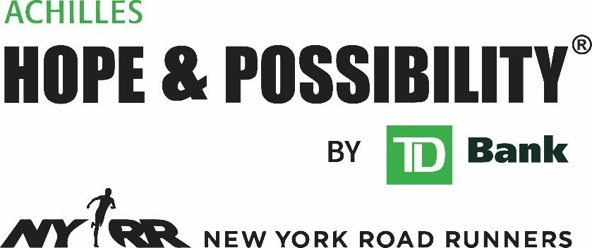 TD Bank to Sponsor the 2019 Achilles Hope & Possibility® 4-mile Road
