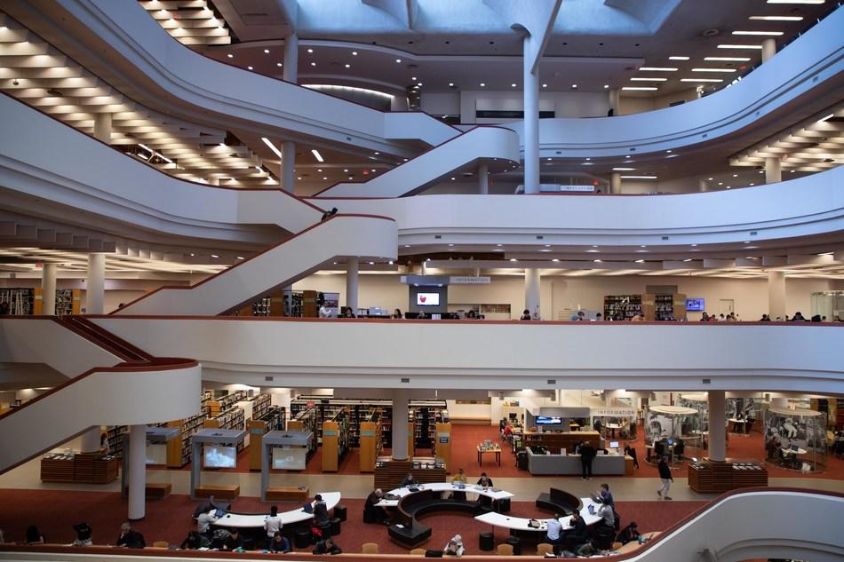 Toronto Reference Library (CNW Group/Ataccama)