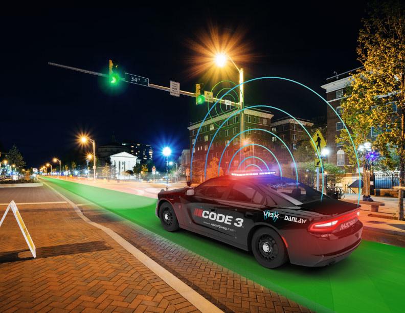 Code 3 Police Priority Preemption