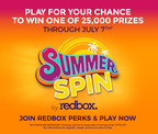 "Redbox Ups the Ante with the Return of ""Summer Spin"""