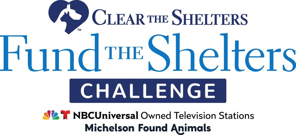 Inaugural Fund the Shelters Challenge raises nearly $1.6M toward lifesaving programs for animals in shelters across the country.