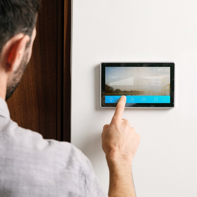 It's like a universal remote control for all of your smart home devices