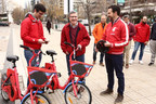 Mayor Joaquin Lavin awards Scoot a first-of-its-kind permit to operate ebikes in Santiago, Chile