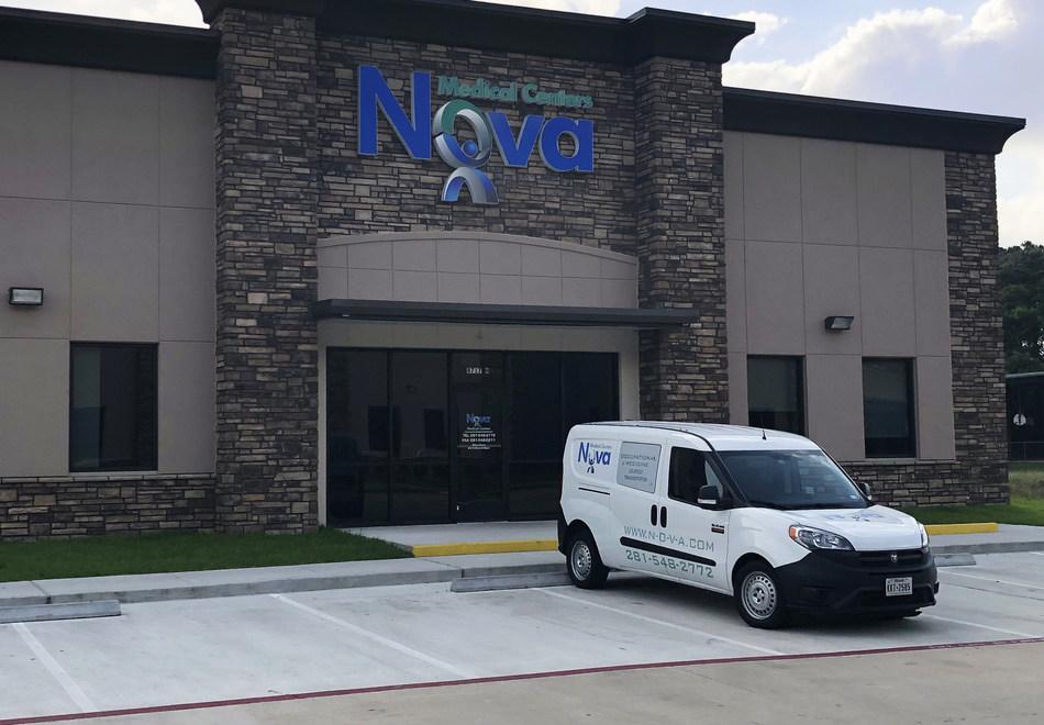 Nova Medical Centers Announces Upgrade to its Transportation Fleet