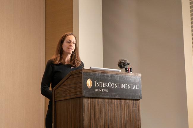 Erin Stieber, Senior Vice President, Programs, Smile Train